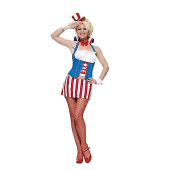 Miss Firecracker Costume for women