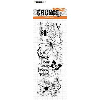 Studio light Clear Stamp Grunge Collection 3.0 nr 406 STAMPSL406 210x74 mm