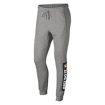 Nike Hbr Jogger Fleece 928725063 evrensel tüm yıl erkek pantolon