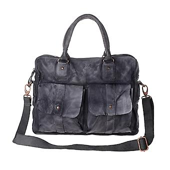 3694 DuDu Women's shoulder bags in Leather