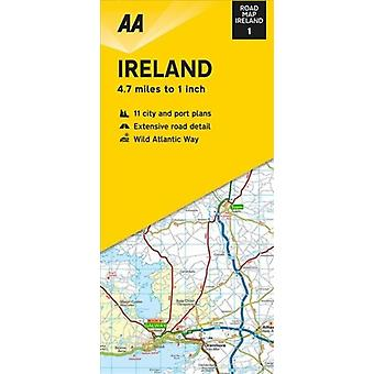 Road Map Ireland