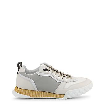 Man leather sneakers shoes l18391