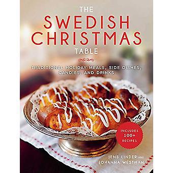De Zweedse kersttafel - traditionele vakantiemaaltijden - bijgerechten