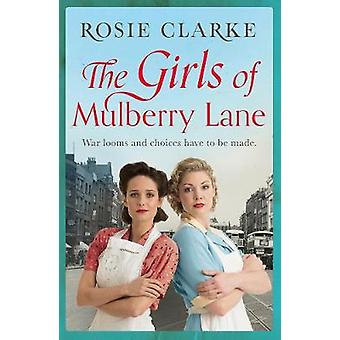 The Girls of Mulberry Lane by Rosie Clarke - 9781788540995 Book