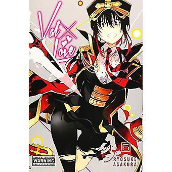 Val X Love - Vol. 6 by Ryosuke Asakura - 9781975385149 Book