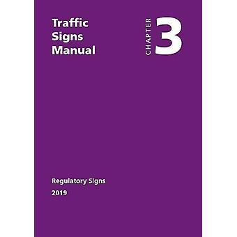 Traffic signs manual - Chapter 3 - Regulatory signs by Great Britain - D