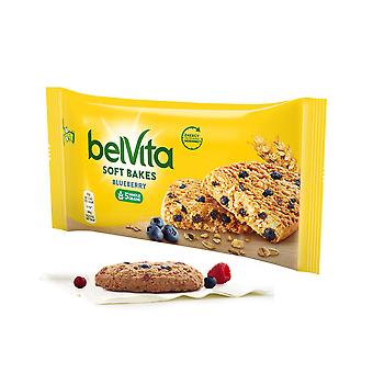 10 Pack Belvita Soft Bakes Breakfast Biscuits Blueberry Whole Grains