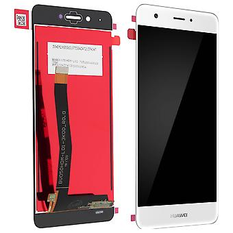 LCD replacement part with touchscreen for Honor 6C – White
