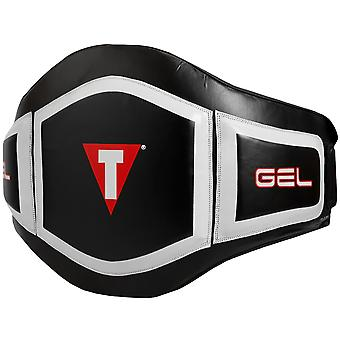 Title Boxing MMA Performance Thai Style Protective Belly Pad - Black/White