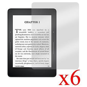 "6x Screen Protector Cover Guard für Amazon Kindle Voyage 6"""