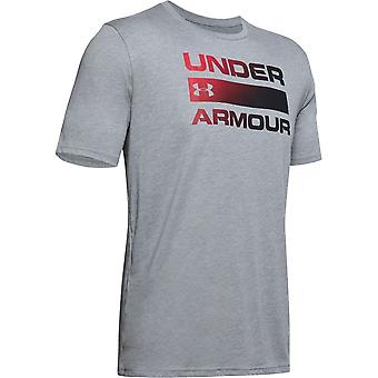 Under Armour UA Team Issue Wordmark SS 1329582036 universal summer men t-shirt