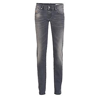 Diesel Pants Tube Slim GETLEGG L32 PANTALONI Wash 02 NEW