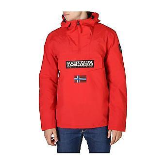 Napapijri - Clothing - Jackets - RAINFOREST_NP000HC0R471 - Men - Red - XL