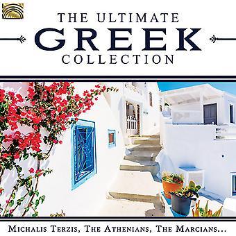 Varios artistas - Ultimate Greek Collection [CD] EE.UU. importación