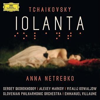 Anna Netrebko - Tjajkovskij: Iolanta [CD] USA import