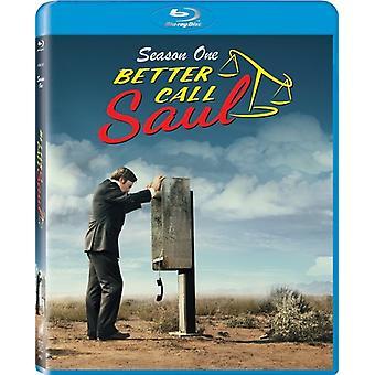 Better Call Saul: Season One [Blu-ray] USA import
