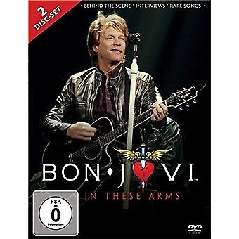 Bon Jovi - In These Arms [DVD] USA import