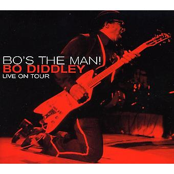 Bo Diddley - Bo's the Man [CD] USA import