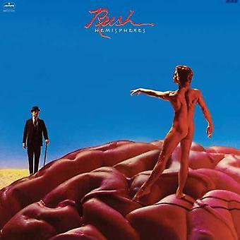 Rush - halvklot (LP + Dc) [Vinyl] USA import