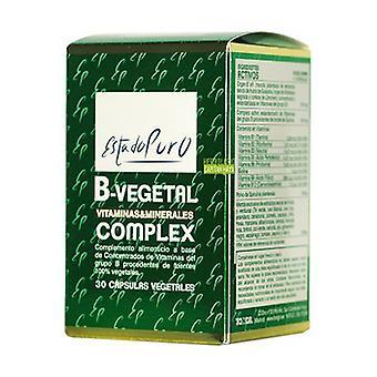 B-Vegetal Complex 30 capsules