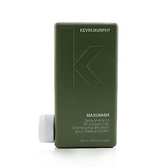 Kevin Murphy Maxi.Wash (Detox Shampoo - For Coloured Hair) 250ml/8.4oz