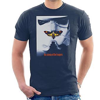 Original Stormtrooper Silence Of The Troopers Parody Men's T-Shirt