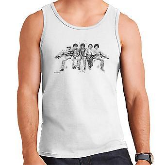 Jackson 5 v Hyde parku roh 1977 muži ' s vest