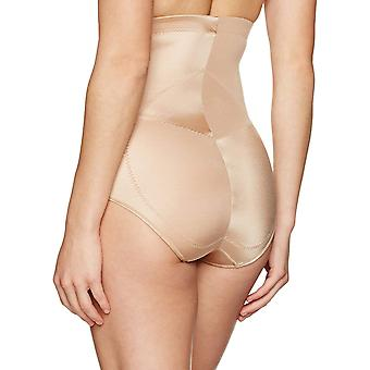 Arabella Frauen's Kurve definieren Shapewear Brief, Nackt, Medium