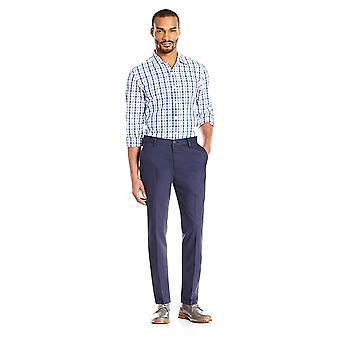 Goodthreads Men's Slim-Fit Wrinkle-Free Dress Chino Pant,, Navy, Size 31W x 30L