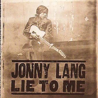 Jonny Lang - mentir para importação EUA Me [CD]