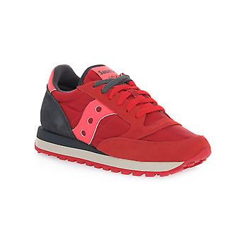 Saucony jazz high risk red sneakers fashion