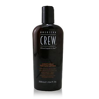 American Crew Men Light Hold Texture Lotion (Low Shine) 250ml/8.45oz