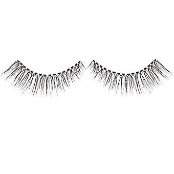 Bliss False Eyelashes - #804 / Brown - Elegant 3D Effect Luscious Lashes