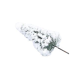 10PCS  Christmas Tree Mini Pine Tree Iron Wire Winter Ornaments