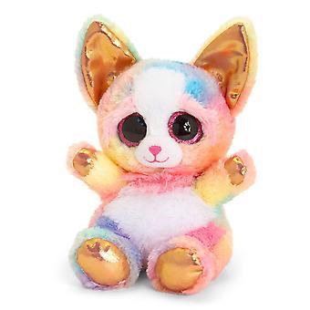 Keel Toys Animotsu Rainbow Rose Gold Chihuahua