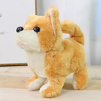 Elektronische niedliche Roboter Hund - interaktive Plüsch Welpen Spielzeug
