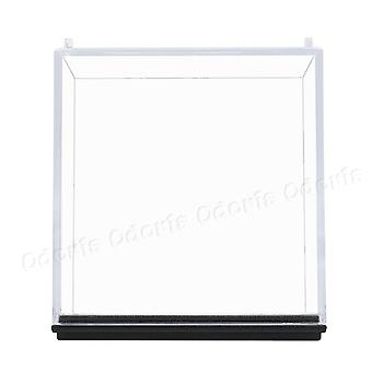 (7x7x7 Cm) Acrylic Display Case/box Cube Perspex Dustproof Showcase For Action
