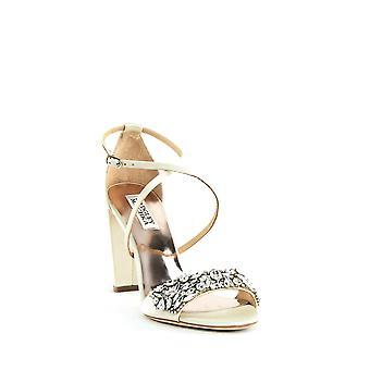 Badgley Mischka   harper blokk hæl kjole sandaler