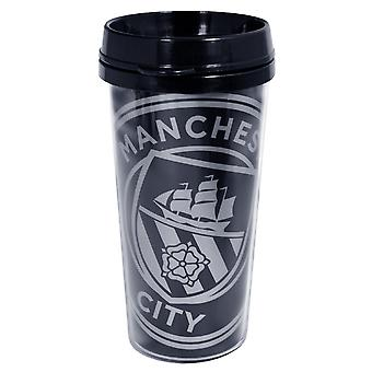 Manchester City FC Official React Travel Mug