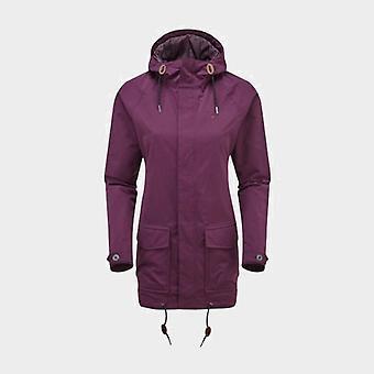 New North Ridge Women's Dusky Parker Jacket Purple