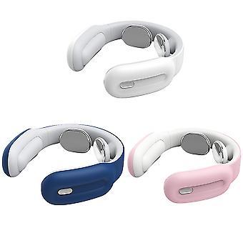 Hals Massager Elektrisk Hals Massage Pain Relief Tool Sundhedspleje Afslapning Halshvirvel Fysioterapi