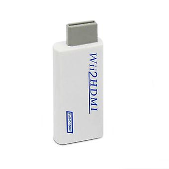 Nintendo Wii HDMI adapter - full HD 1080P