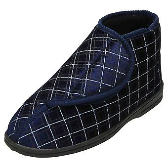 JWF Slipper Boots Washable House Shoes Bootee