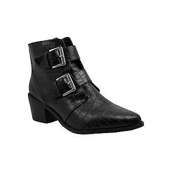 Dolce Vita Womens ohana Leather Pointed Toe Ankle Fashion Boots