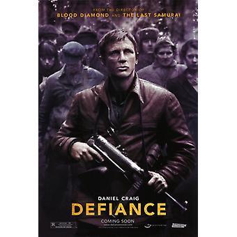 Defiance Film Poster drucken (27 x 40)
