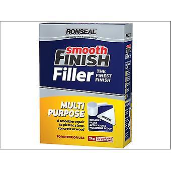Ronseal Smooth Finish Multi Purpose Powder Filler 2kg