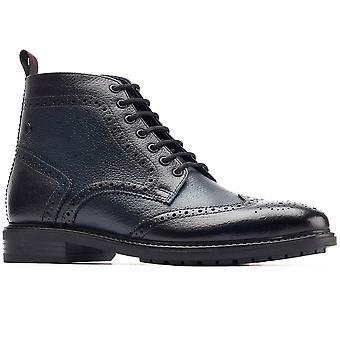Base London Berkley Mens Brogue Boots