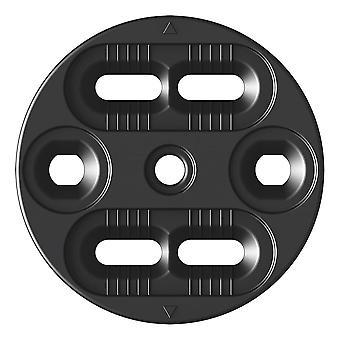 Union Bindings Mini Disks - Black