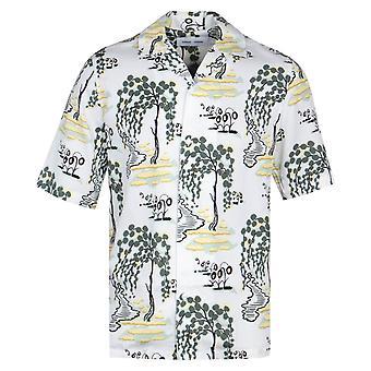 Samsoe & Samsoe Oscar AX All-Over Print 10527 Shirt