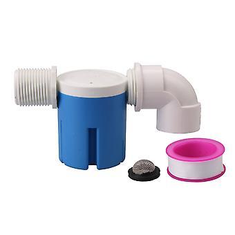 Sisäpuolinen kelluntaventtiili 1 tuuman säädä veden tason kelluntaventtiiliä vesialtaalle